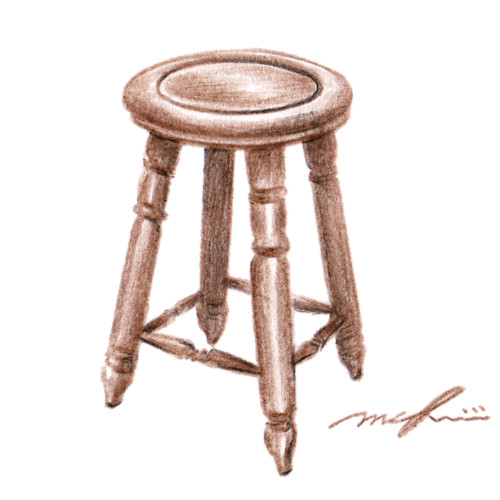 150826_wood_stool01