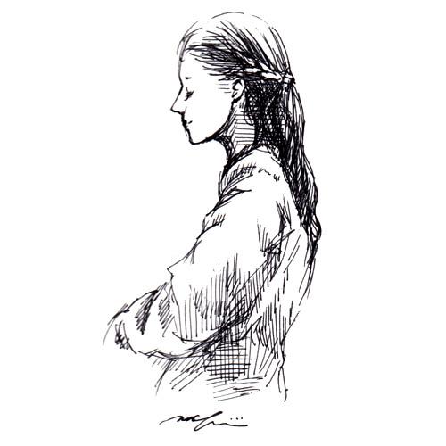 151121_woman_yokogao01