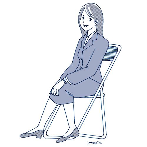女性 スーツ