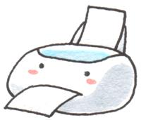 プリンター_イラスト