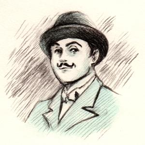 名探偵ポアロ_デヴィト・スーシェ