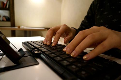 勘違いキーボード