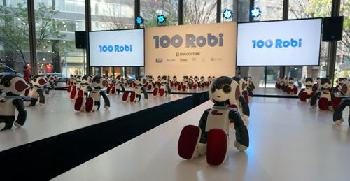 100ロビ_イベント写真