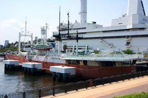 南極観測船_宗谷