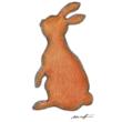 ウサギ クッキー