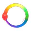 ウロボロスの色相環