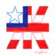 国旗漢字 米|アメリカ合衆国